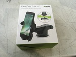 IOttie Easy One Touch 2 Dashboard & Windshield Smart Phone Mount Black I2